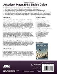 autodesk maya 2018 basics guide kelly murdock 9781630571122