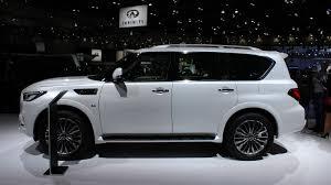infiniti jeep interior 2018 infiniti qx80 suv is a deluxe dubai debut roadshow