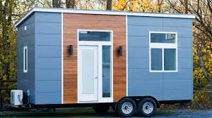 mid century modern tiny home 170 sq ft tiny house design ideas