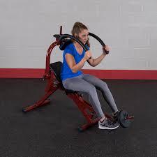 best fitness semi recumbent ab bench walmart com