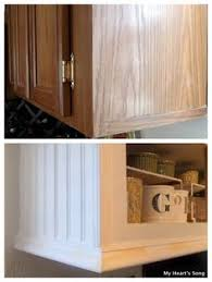 kitchen cabinet trim ideas 12 insanely clever molding and trim projects kitchens moldings