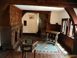 inside bran castle since the castle was built in the middle ages
