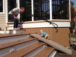 small dog stair ramp making dog stair ramp u2013 invisibleinkradio