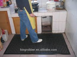 Rubber Area Rugs Rubber Area Rug For Kitchen And Workshop Safe Anti Fatigue Non