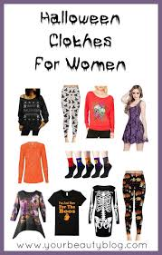 Halloween Clothes Non Costume Halloween Women U0027s Clothes Shirts Everything Pretty