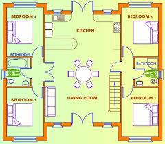 floor plan uk 5 bed house plans buy house plans online the uk s online house