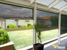 External Awnings Brisbane Outdoor Blinds Ziptrak