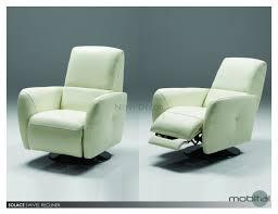 Leather Swivel Recliner Sofa Marvelous Modern Leather Swivel Recliner Lafer Contract 04