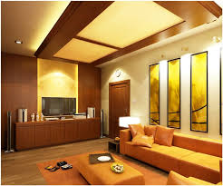 Living Room Ideas For Small House False Ceiling Design With Best Lighting For Stylish House Walls