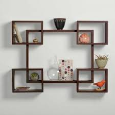 Modern Wall Mounted Shelves Exciting Modern Wall Shelves Pics Ideas Tikspor
