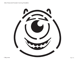 toy story alien free disney pumpkin stencils popsugar smart