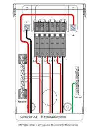 110 wiring in 220 ac disconnect box u2013 doityourself community for