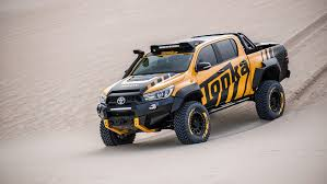 concept off road truck 2017 toyota hilux tonka concept images toyota hilux tonka
