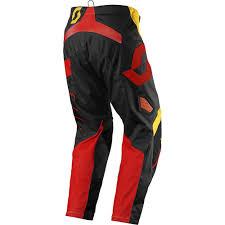 scott motocross helmets scott 2017 mx new 350 dirt black yellow jersey pant dirt bike
