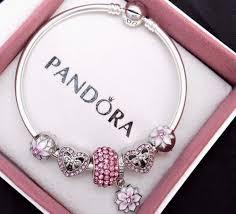 european charm bracelet clasp images Sweet design pandora bracelete authentic silver bangle charm jpg
