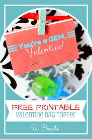 25 free valentine u0027s day printables free printable gems and free