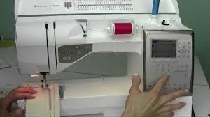 husqvarna viking topaz 20 51 twin needle u0026 double needle threading