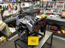 350 chevy turn key crate engine with 400 hp