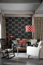 Decorating With Wallpaper by Tips On Decorating With Patterns Vanessa Arbuthnott