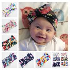 infant hair bows online shop baby headband kids photography props cotton