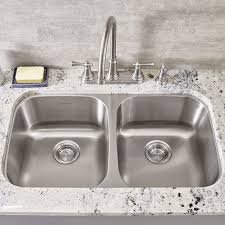 Portsmouth Double Bowl Kitchen Sink American Standard - American kitchen sinks