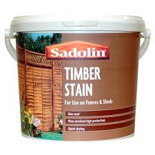 sadolin timber stain