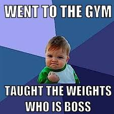 Fitness Meme - 3 strategies to increase workout intensity lavack fitness blog