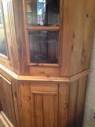 Pine Bookcase With Doors Vintage English Pine Bookcase Cabinet Mecox Gardens
