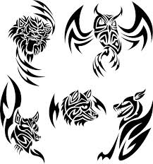 the 25 best tribal animal tattoos ideas on pinterest tribal