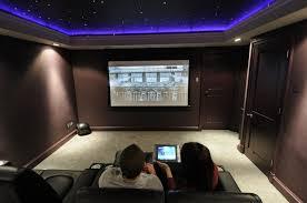 Home Theater Lighting Design Inspiring Fine Home Theater Lighting - Home theater lighting design