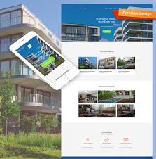 Real Estate Brochure Templates by Real Estate Agent Moto Cms 3 Template