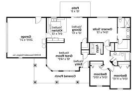 ranch style bungalow inspirational ranch style bungalow house plans new home plans design