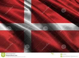 denmark flag denmark national flag 3d illustration symbol
