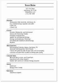 resume template for college student 54 new photograph of resume exles for college students resume