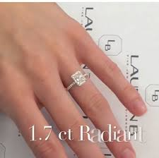 radiant cut engagement ring best 25 radiant cut engagement rings ideas on cushion