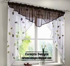 Contemporary Valance Curtains Stylish Design Modern Kitchen Valance Curtains Valances For