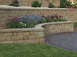 Retaining Wall Ideas Retaining Wall And Freestanding Wall Block - Retaining wall designs ideas