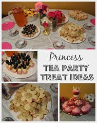 princess tea party tea sandwiches for children she has a series