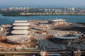 Rio Olympic Venues Now Rio De Janeiro 2016 Summer Olympic Games Games Of The Xxxi