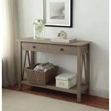 Living Room Accent Tables Gray Accent Tables Living Room Furniture The Home Depot