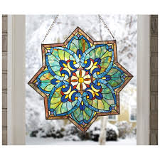 Panels For Windows Decorating Decor Fresh Stained Glass Window Decorations Home Interior