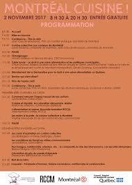 cuisine collective montr l symposium montréal cuisine