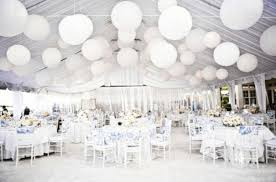 all white theme from hello may the big day