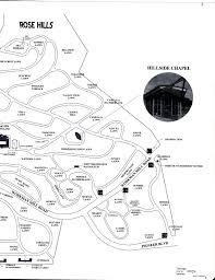 Lebanon Hills Map Cemetery Maps
