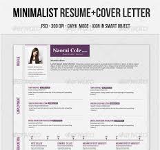Minimalist Resume Minimalist Resume Startupstacks Com