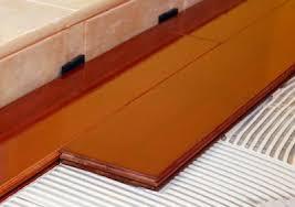 Engineered Flooring Installation Are You Installing Glue Down Engineered Flooring Backwards Wood