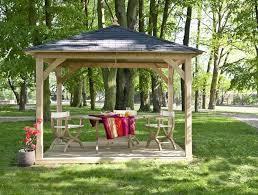 gazebo da giardino in legno prezzi il gazebo in legno gazebo e tende da sole