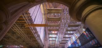 washington national cathedral earthquake repairs phase i davis