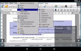 templates for wps office android andropen office openoffice for android
