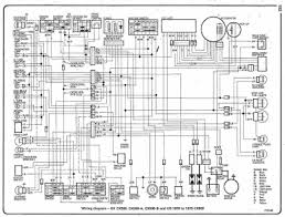 honda cx500 wiring diagram honda wiring diagrams instruction